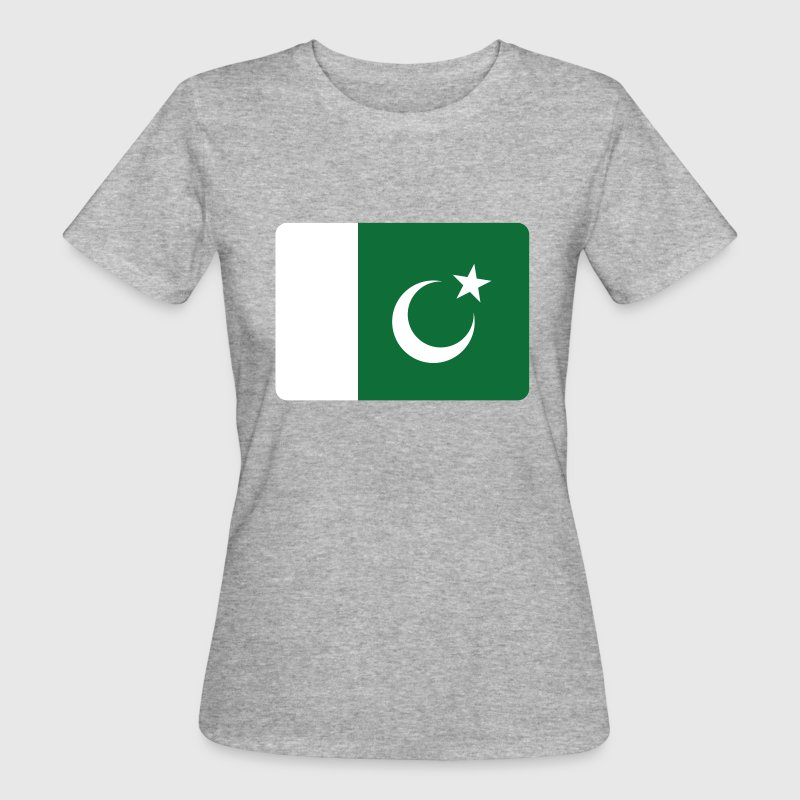 PAKISTAN FLAG! - Women's Organic T-shirt