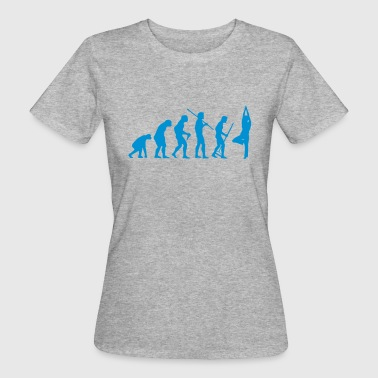 EVOLUTION DANCE - T-shirt bio Femme