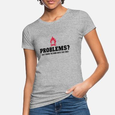 Lord Problems - T-shirt bio Femme