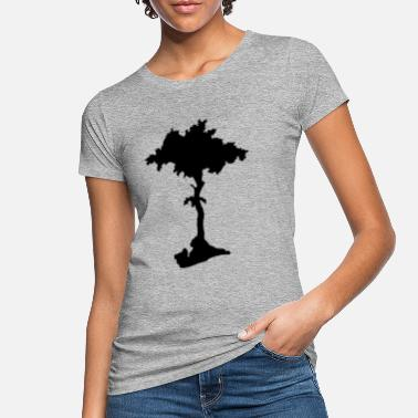 Trees Tree - Women's Organic T-Shirt