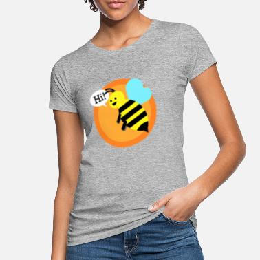 Bumble Bee Cool bumble bee - Women's Organic T-Shirt