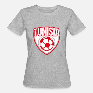 Tunisia Tunisia - Women's Organic T-Shirt