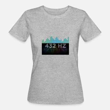 Equalizer Music Equalizer 432 HZ - Women's Organic T-Shirt