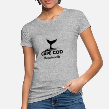 Cape Cod - Massachusetts - United States - USA - Women's Organic T-Shirt