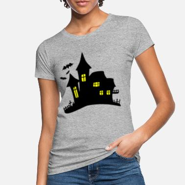Haunted House haunted house haunted house - Women's Organic T-Shirt
