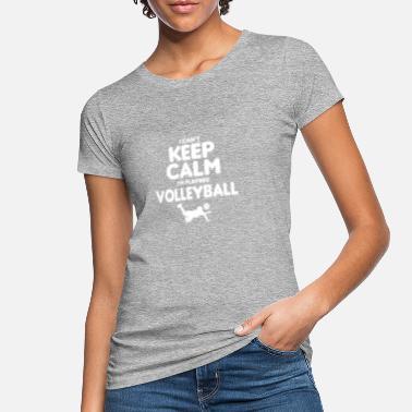 924950d810 Volleyball volleyball player birthday gift - Women's Organic T-Shirt