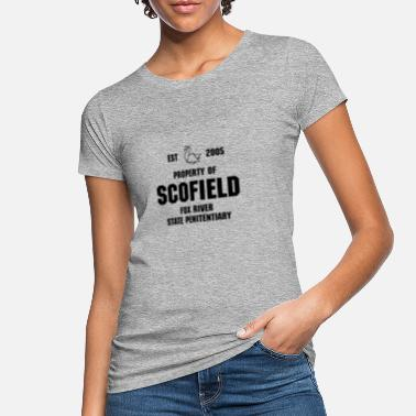 Break Prison Break Scofield Fox River Series - Vrouwen bio T-shirt