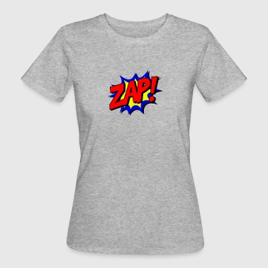 Comic - Frauen Bio-T-Shirt