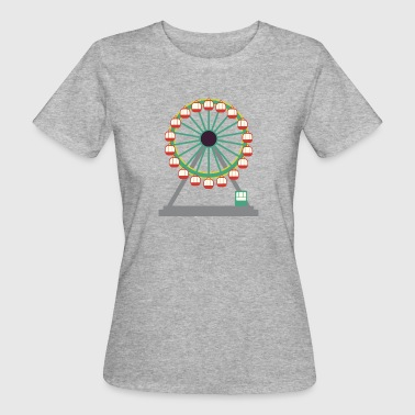 Ferris wheel - Women's Organic T-Shirt