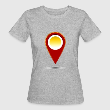 pointer - T-shirt ecologica da donna