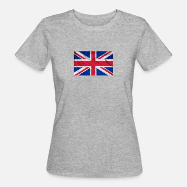 Ws United Kingdom - Women's Organic T-Shirt