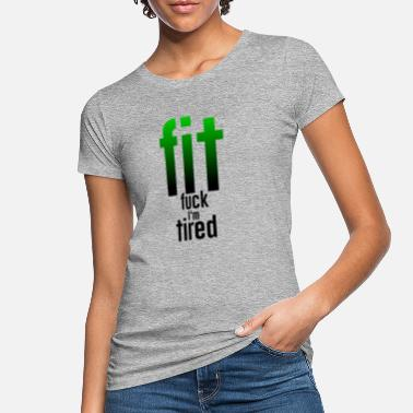 fit - Women's Organic T-Shirt
