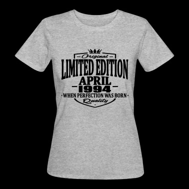 Limited edition april 1994 - Women's Organic T-shirt