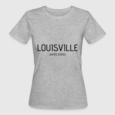 Louisville - Frauen Bio-T-Shirt