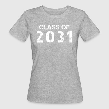 Graduating class of the year 2031 - Women's Organic T-shirt