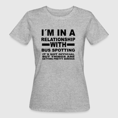 relationship with BUS SPOTTING - Frauen Bio-T-Shirt