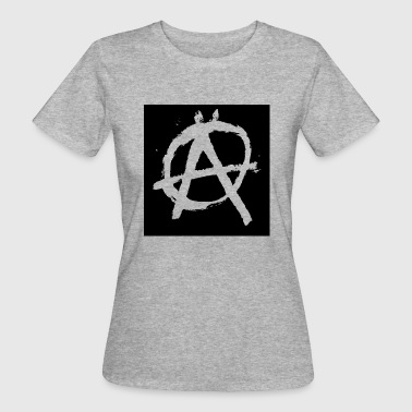 Anarchie - Frauen Bio-T-Shirt