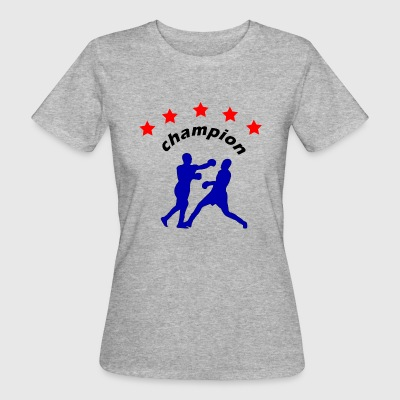 champion hd - Women's Organic T-shirt