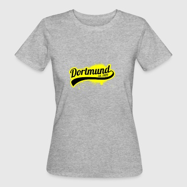 Soccer League Germany Dortmund 1909 Borsig - Women's Organic T-shirt