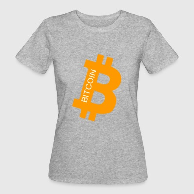 bit coin - Women's Organic T-shirt