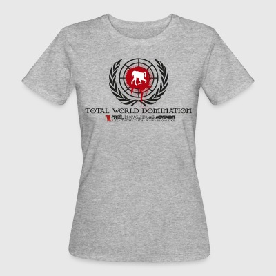 United Nations 2017 - Ekologisk T-shirt dam