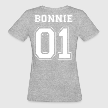 BONNIE 01 - White Edition - Vrouwen Bio-T-shirt