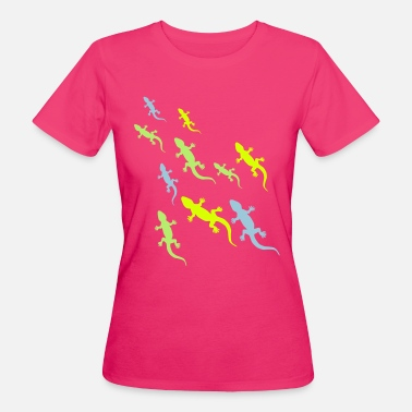 Groups Gecko Group - Women's Organic T-Shirt