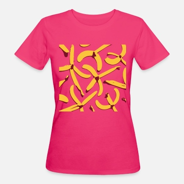 Bananas - Women's Organic T-Shirt