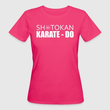 Karate Do TIGRE karate do shotokan - T-shirt ecologica da donna