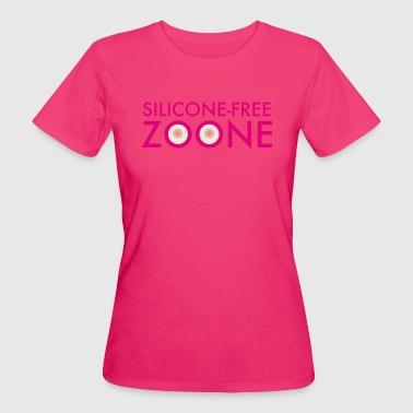 Silicone-Free Zoone No silicone Breasts | operating room - Women's Organic T-Shirt