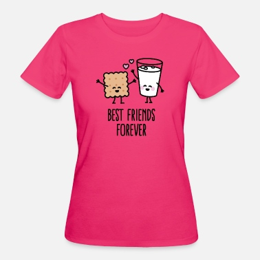 Best Friends Best friends forever - Camiseta ecológica mujer