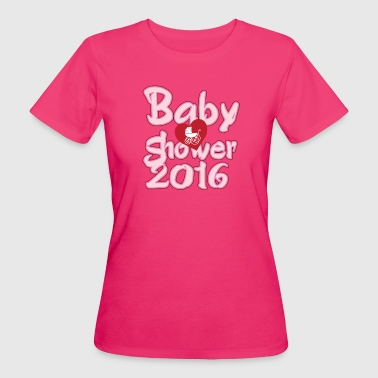 Shower Baby shower 2016 - Women's Organic T-Shirt