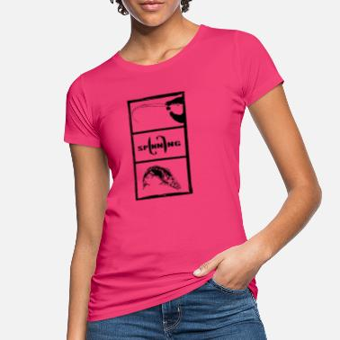 Soldier spining - Women's Organic T-Shirt