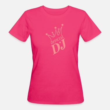 Crown Graffiti graffiti dj crown g1 - Women's Organic T-Shirt