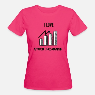 Wall Street Stock Exchange - WALL STREET - Vrouwen Bio-T-shirt