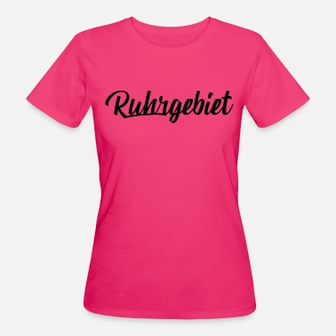 Ruhr City Ruhr - Women's Organic T-Shirt