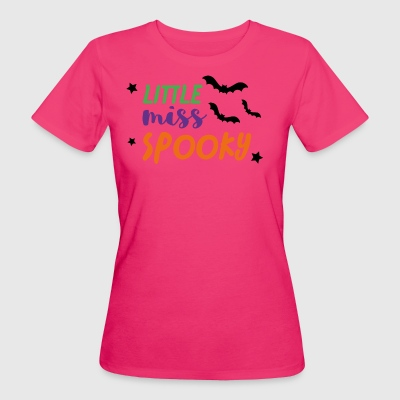 Little miss spooky - Women's Organic T-shirt