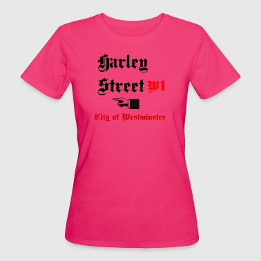 London Street - Frauen Bio-T-Shirt