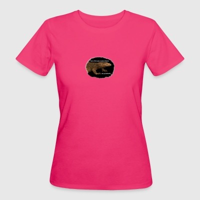 Monitor lizard - Women's Organic T-shirt