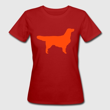 Golden Retriever - Women's Organic T-shirt