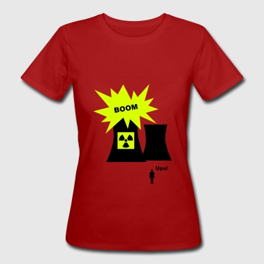 energia nucleare - Nuclear Energy - T-shirt ecologica da donna