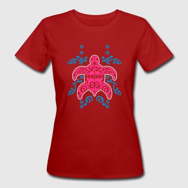 Seaturtle Art - Women's Organic T-shirt