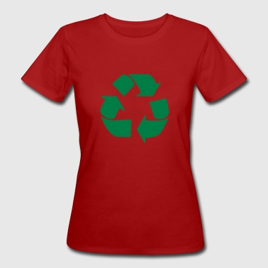 Recycling for the World - Ekologisk T-shirt dam