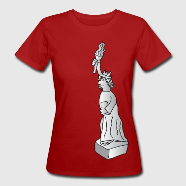 Miss Liberty - Camiseta ecológica mujer