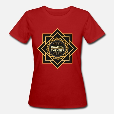 Twenties ROARING TWENTIES - Ekologisk T-shirt dam