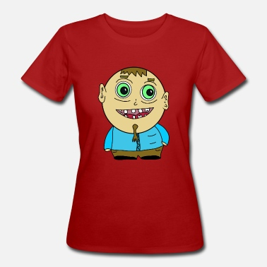 Funny Pictures funny cartoon character funny pictures - Women's Organic T-Shirt