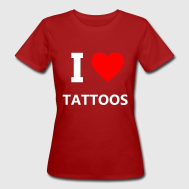 Tattoo - Frauen Bio-T-Shirt
