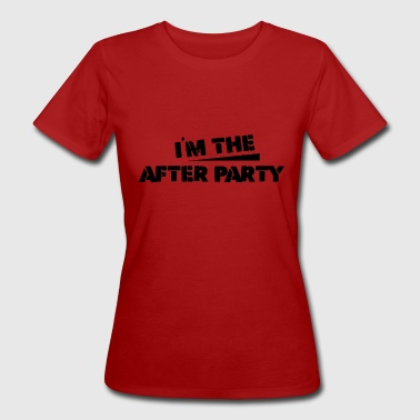 after party - Vrouwen Bio-T-shirt