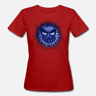 Monster monster - Ekologisk T-shirt dam