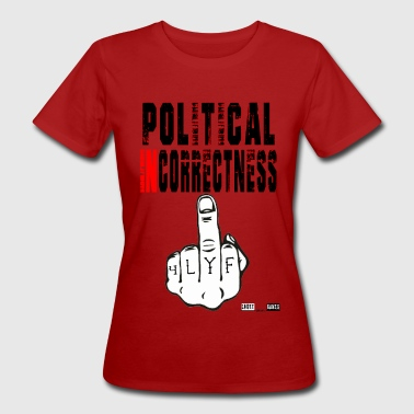Incorrect Lokey Games Official Political Incorrectness - Women's Organic T-Shirt